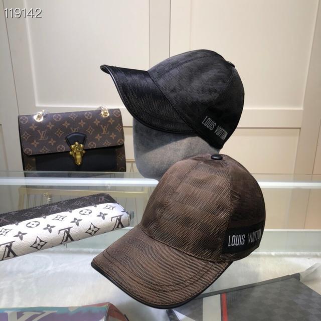 LV路易威登經典原單帽子棒球帽鴨舌帽