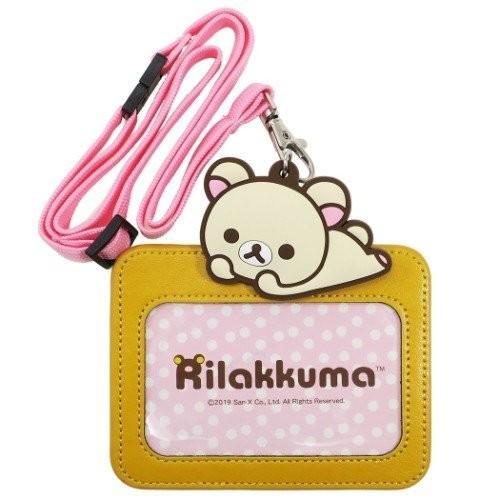 日本進口拉拉熊證件套