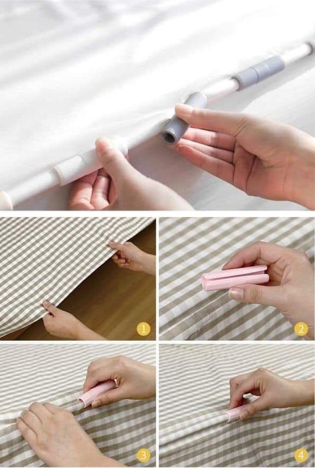 床套防滑固定夾(預購/不挑色)(一包10入)