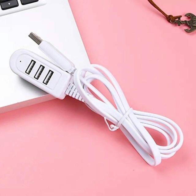 【N.T.F-現貨款】1.2米USB多口充電分線器