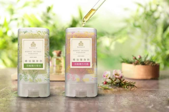 台灣製造-防疫複方茶樹花香精油隨身皂15ml-2瓶組