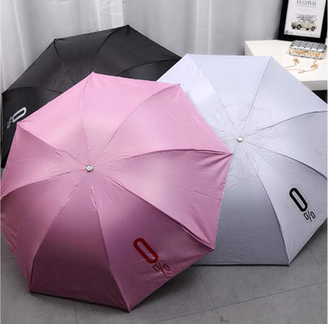 可愛簡約雨傘