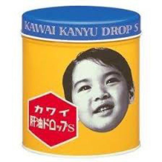 預購/日本島內康喜健鈣 kawai 兒童魚肝油AD鈣 300粒