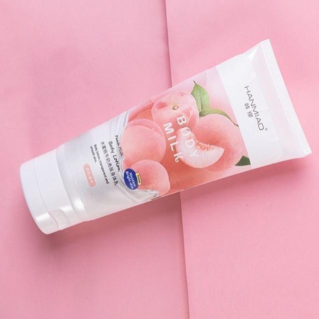 預購-水蜜桃🍑牛奶身體乳