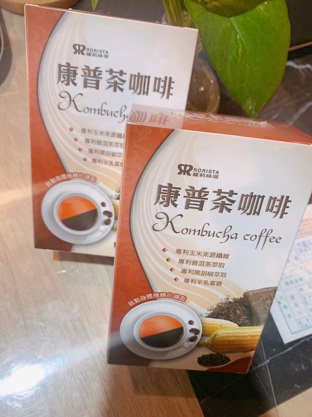 蘿莉絲塔康普茶咖啡沖泡包(10包/6盒)