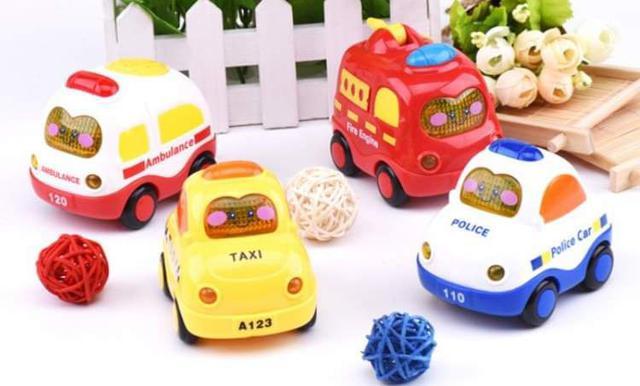 【現貨】聲光慣性玩具車
