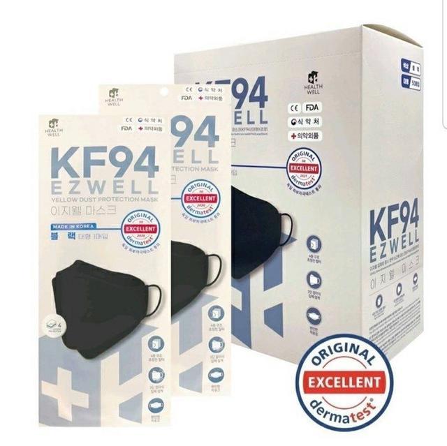正韓KF94口罩 (一包10個每個獨立包裝)
