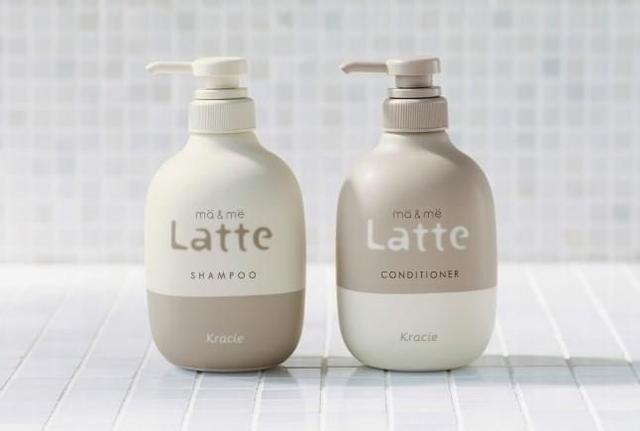 日本 Kracia ma&me Latte 氨基酸成分-490ml