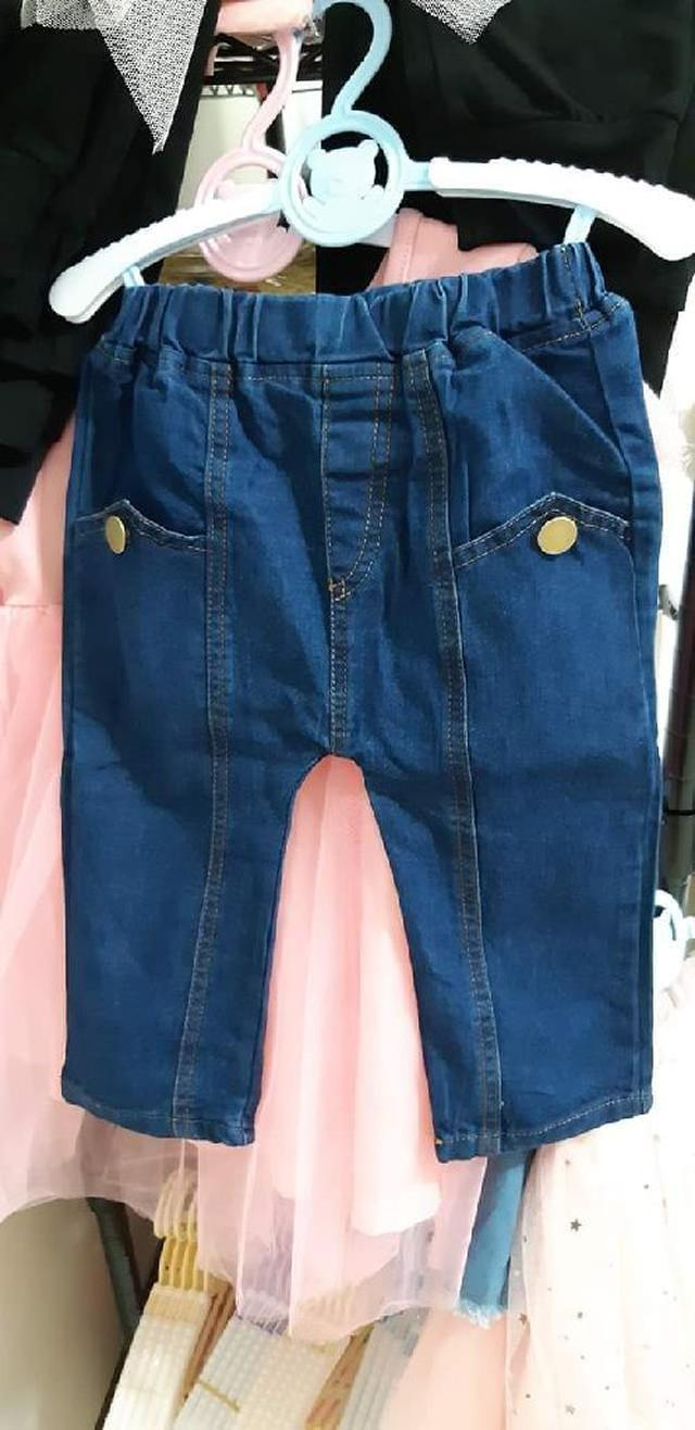 【現貨】兒童四季休閒牛仔褲