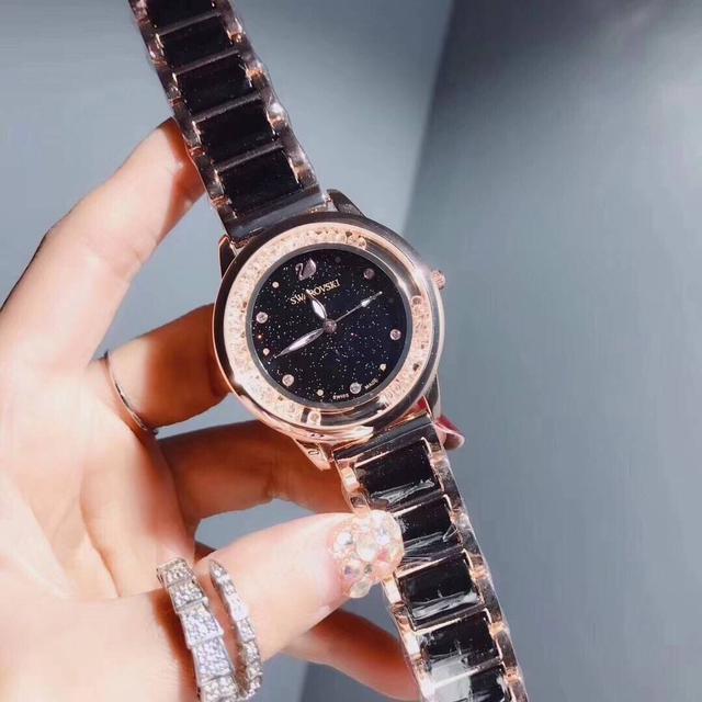 施華洛 女錶 爆款 日常裝扮及特別場合的配飾精選