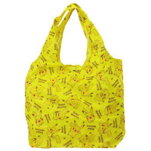 精靈寶可夢 皮卡丘 折疊 環保袋 購物袋
