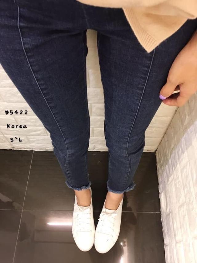 韓國彈力超驚人的魔術牛仔褲