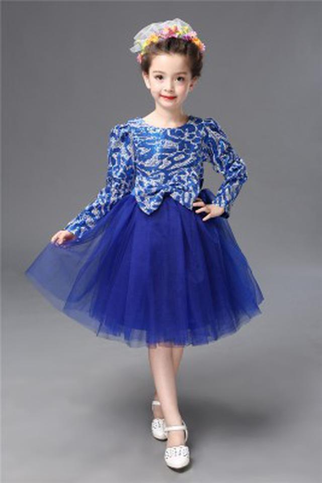 (預購)兒童演出服女童公主裙幼蓬蓬裙(III)