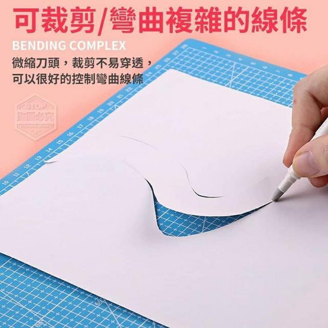 超鋒利便攜奈米陶瓷筆刀