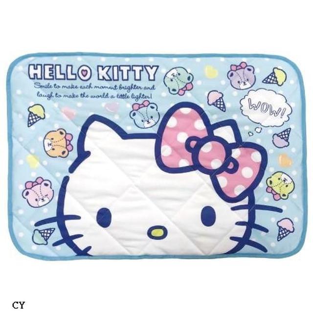 日本🇯🇵三麗鷗 涼感枕頭墊-KT