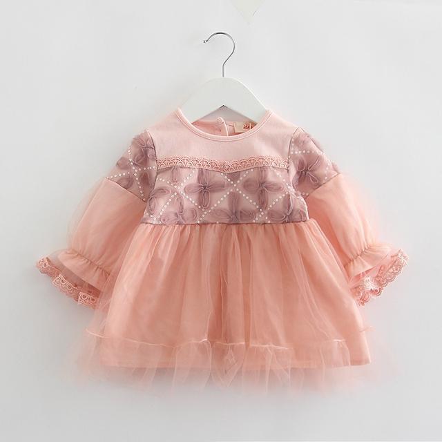 9055新款連衣裙兒童裙子