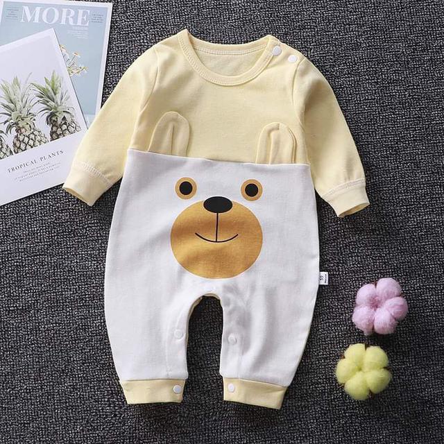 【現貨】寶寶純棉爬服