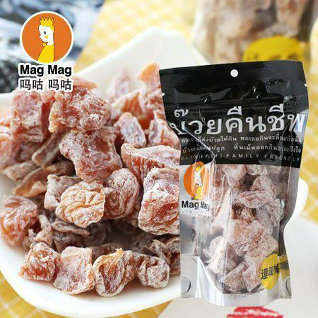 泰國 MagMag 還魂梅 40g
