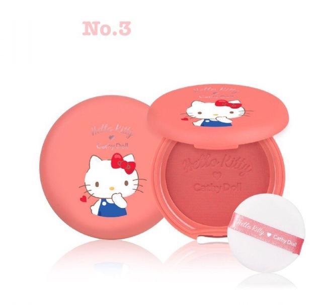 預購 泰國代購 - Hello Kitty聯名腮紅No3