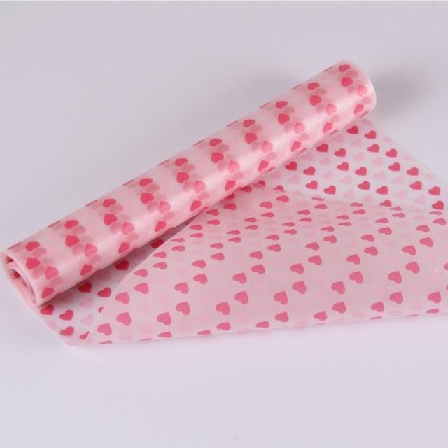 5米盒裝 糖紙 包裝紙 防油紙蠟紙 餅乾包裝紙 烘焙用紙