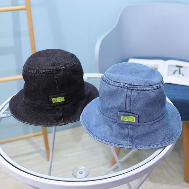 【預購】兒童字母牛仔帽