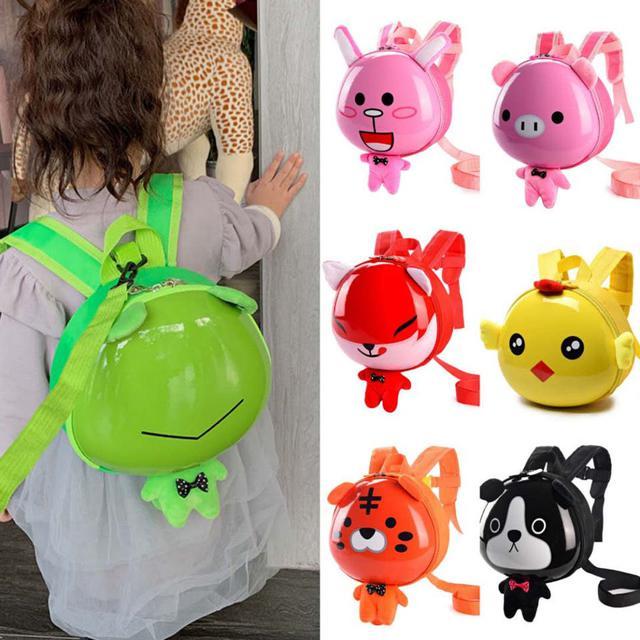 幼兒園寶寶書包兒童玩具雙肩包可愛卡通防走失背包男女孩子小包包
