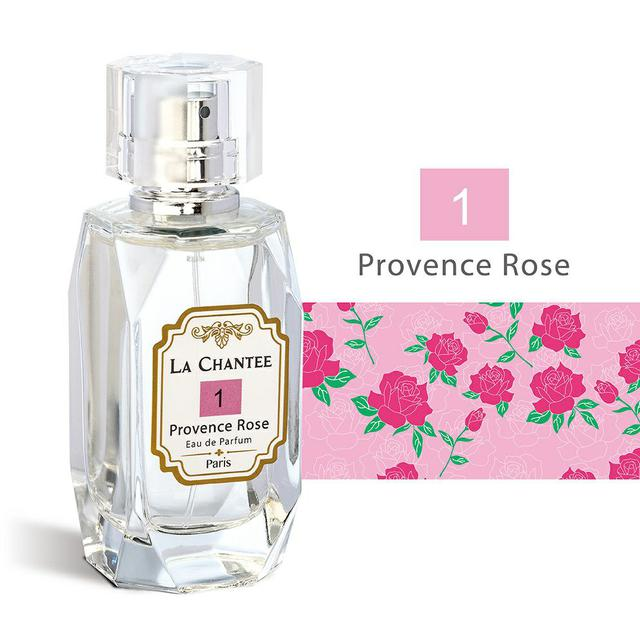 1號法國香水 Provence Rose 普羅旺斯玫瑰 50ml