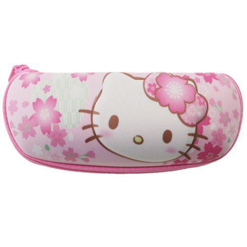 HELLOKITTY 凱蒂貓 硬式 眼鏡盒