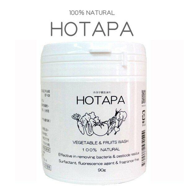 HOTAPA 貝殼粉蔬果清潔劑 90g
