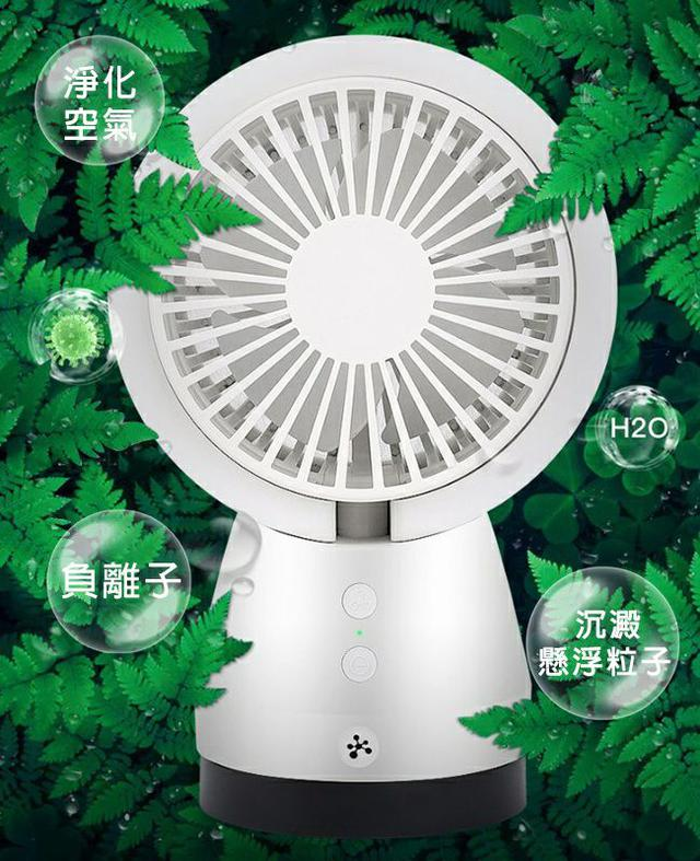 HEAP負離子空氣淨化風扇