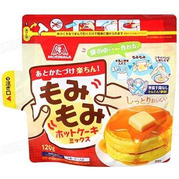 預購~日本 森永 揉揉鬆餅粉 120g