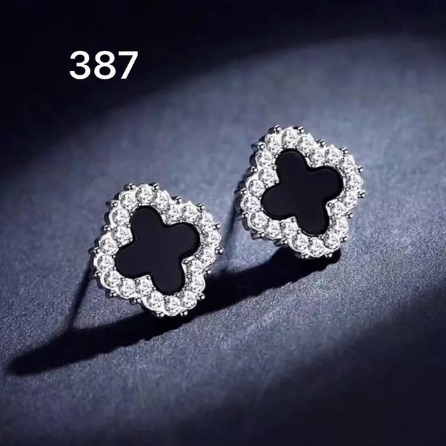 (537~482款)925銀針珍珠C形耳環女2020新潮款時尚大氣百搭耳飾品網紅同款耳釘