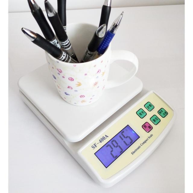 SF400A 0.1/2000g 廚房電子稱 廚房秤 家用食品電子秤 烘焙秤藥材秤