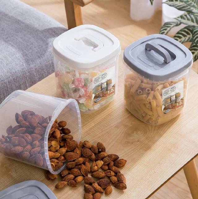 (預購s+) A156-雜糧堅果1.2L密封罐