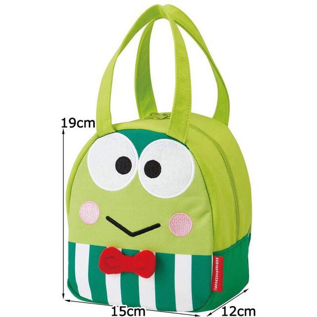 現貨 日本 正品 大眼蛙 便當袋 手提袋
