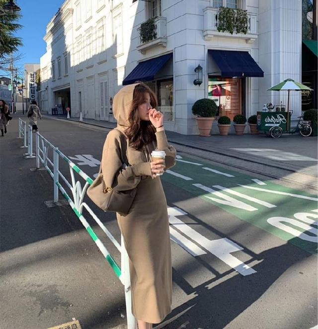 【預購】網紅時尚修身洋裝