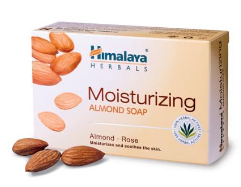 Himalaya喜馬拉雅 玫瑰杏仁保濕皂75g
