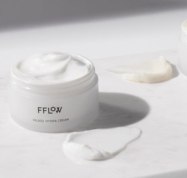 FFLOW精油水保濕舒緩面霜50ml