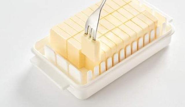 (預購S) G767 - 日本熱銷奶油切割收納盒