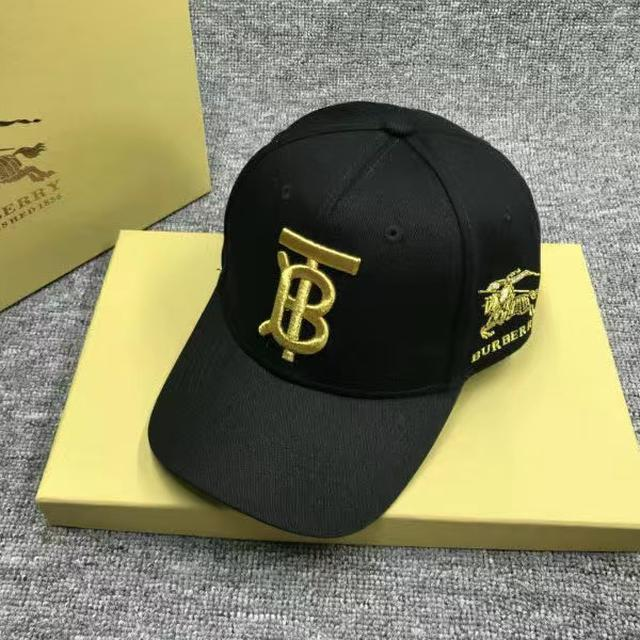 歐美帽子男女B家百搭夏季運動防嗮遮陽棒球帽韓版潮流刺繡鴨舌帽