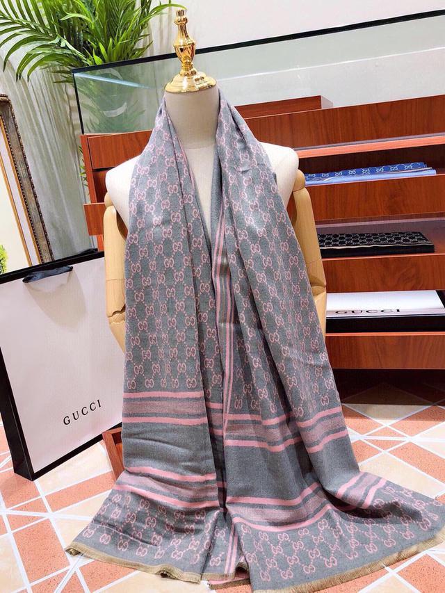 GUCCI(古馳)💋💋💋 絲巾圍巾