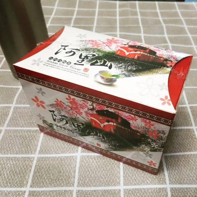 阿里山特富野高山茶