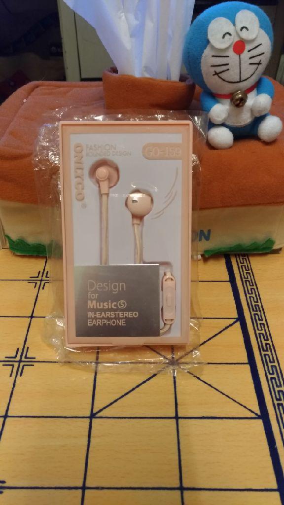 【其他賣場售出】全新耳機