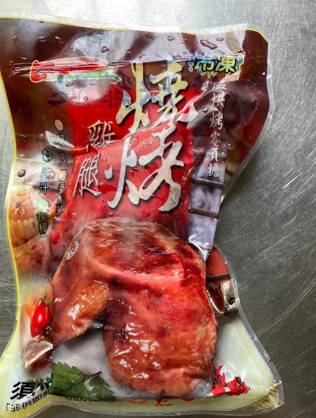 [買6P多件優惠] 蜜汁燒烤雞腿275g