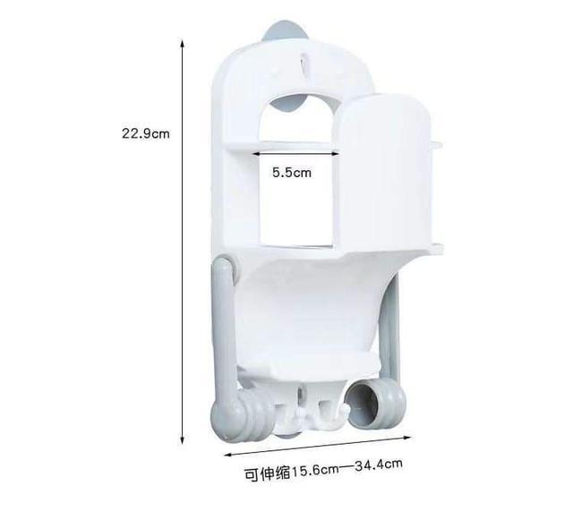 (預購s+) A405-廚房壁掛紙巾保鮮膜架