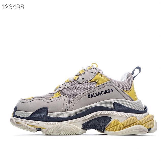 公司級原盒Balenciaga Triple S 巴黎世家老爹鞋