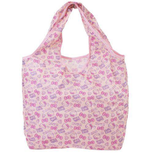 凱蒂貓 HELLOKITTY 折疊 環保袋 購物袋