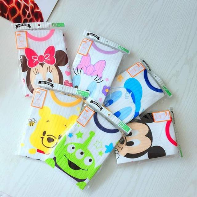 純棉卡通兒童短袖居家套裝2.0(預購)