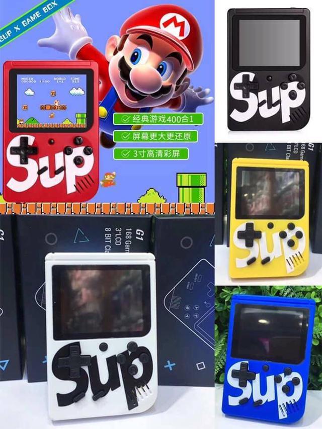 復古掌上遊戲機 SUP Game Box