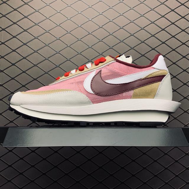 【耐克】Sacai x Nike LVD Waffle Daybreak 聯名走秀款